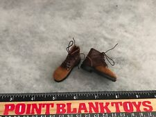 ALERT LINE Boots WWII GERMAN GUNNER AL100016A 1/6 ACTION FIGURE TOYS did city