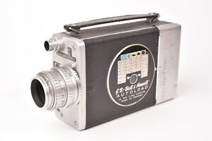 Kamera Cinema Bell & Howell Autoload 16mm Cine Kamera. Objektiv F/1.9 - 20mm
