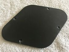 Ktone LP-Style Semi-Hollow Bass Guitar Control Compartment Original Cover Plate