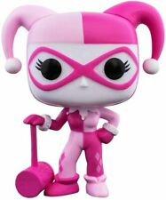Funko Pop! DC Heroes: Breast Cancer Awareness - Harley Quinn