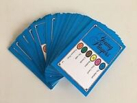 Trivial Pursuit 100 randomly selected cards. Young Players Edition