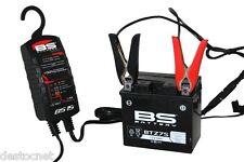 Chargeur de batterie BS   INTELLIGENT Auto moto quad scooter  Diagnostique  12V