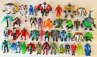Ben 10 Action Figures - Multi Listing - Choose your Own - Free Postage (SET A)