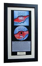 AC/DC Razors Edge CLASSIC CD Album GALLERY QUALITY FRAMED+EXPRESS GLOBAL SHIP