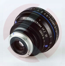 ZEISS CP.2 85mm F/1.5 EF MF Lens For Canon (with Imperial Markings for Canon)