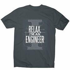 Trust me engineer - men's funny premium t-shirt