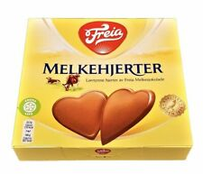 Freia Melkehjerter Norwegian Milk Chocolate Hearts 130g Free Shipping