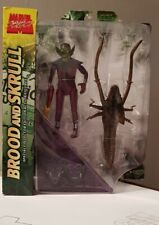 MARVEL SELECT di full brood LEGENDS fantastic four 4 toy biz universe hasbro lee