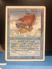 MTG Magic the gathering Sammlung  1x Pirate Ship aus Revised