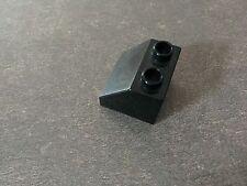LEGO® Duplo Brick 2 x 2 Slope 45 #6474 Black Schwarz 4785 5419 5548 4777 9125