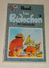 Les BIDOCHON 2 En vacances par BINET - J'AI LU BD 1990