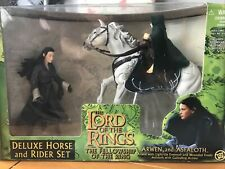 ToyBiz The Lord of the Rings Deluxe Horse And Rider Set, Arwen And Asfaloth