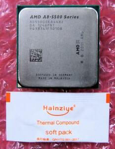 AMD A8-5500 AD5500OKA44HJ Quad-Core 3.2GHz Socket FM2 CPU + Radeon HD 7560D