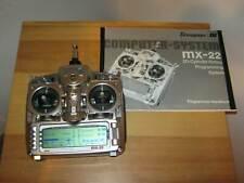 Graupner Sender MX 22 mit 35 Mhz- Modul guter Zustand