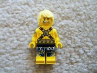NEW LEGO Chainsaw Dave FROM SET 70840 THE LEGO MOVIE 2 tlm131