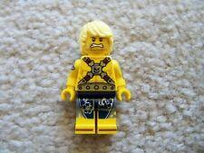 The LEGO Movie - Rare Original - Chainsaw Dave Minifig - From 70840