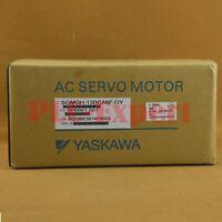 Brand New YASKAWA SERVO MOTOR SGMGH-13DCA6F-OY SGMGH13DCA6FOY One year warranty