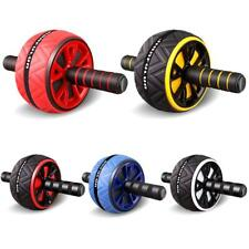 ABS Abdominal Wheel Exercise Gym Roller Fitness Muscle Trainer Ab Roller New