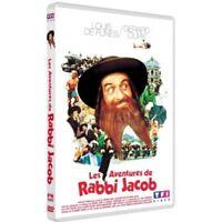 "DVD ""LES AVENTURES DE RABBI JACOB""      NEUF SOUS BLISTER"