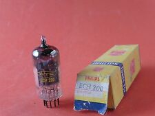 1 tube electronique PHILIPS ECH200 /vintage valve tube amplifier/NOS(62)