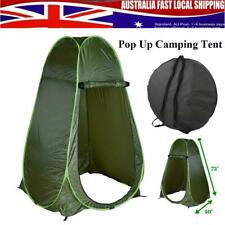 Portable Pop Up Outdoor Camping Shower Tent Toilet CarryBag