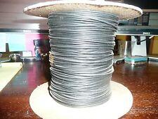 "Cole Flex  ST205 1/16"" black Heat Shrink tubing      electrical         500 FT"