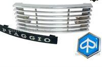 Details about  /Vespa Chrome Horn Grill PX 125 150 200 LML T5 Star Stella