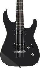 ESP M10 Electric Guitar Black Satin