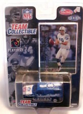 NFL Indianapolis Colts GMC Yukon with Peyton Manning 1:64 Scale - New in Package
