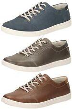 Scarpe classiche da uomo Clarks grigio