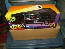 "BATMAN 1966 CLASSIC TV SERIES BATMOBILE 6"" SCALE FIG. MATTEL"