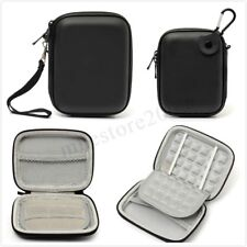 1pc Portable Hard Carrying Case Bag For 2.5'' WD Seagate External HDD Hard Drive