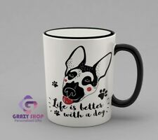 Dog Coffee Mug, GIFT IDEAS  Birthday gift dog lovers, german Shepherd, funny mug