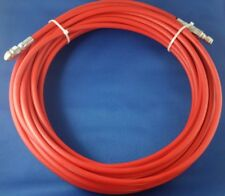 "HIGH PRESSURE HOSE, JETTING HOSE ARMADILLO 'REDFLEX' (1/8"") 15m WHIP"