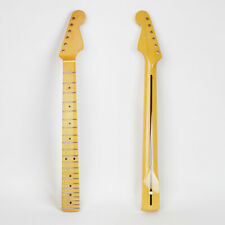 One-piece North American Maple neck for Stratocaster® Strat® 56mm heel 22 frets