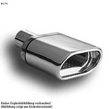 Scarico Sportivo Ulter 140x70mm BMW E30 320i fino a 325i