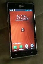 LG Venice LG730 - 4GB - Black (Boost Mobile) BAD ESN/MEID (NO BATTERY)