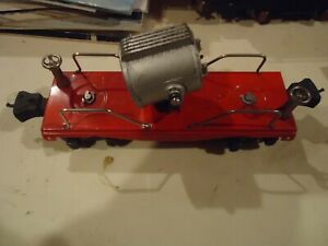 Lionel 2620 searchlight car