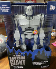 The Iron Giant Warner Bros 14� Light & Sound Motorized Walking Motion - In Hand!