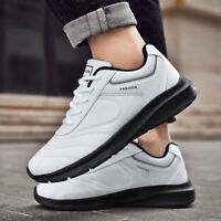 Fashion Sports Casual Shoes Men's Outdoor Breathable Tennis Running Gym Sneakers