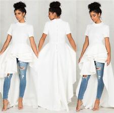 plus size white peplum dress | eBay