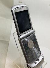 Motorola RAZR V3 - Silver (Unlocked ) Mobile Phone