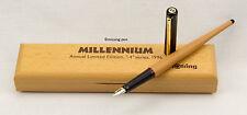 Rotring Art Pen Millenium Limited Edition 1996 Holz Füller mit Holz Box