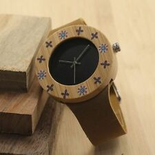 BOBO BIRD Women Design Brand Luxury Wooden Bamboo Watches For Ladies Siti