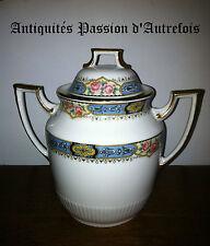 B20130442 - Sucrier en porcelaine de Limoges - P.P