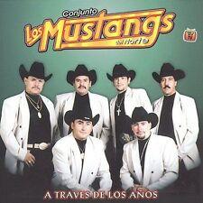Mustangs Del Norte : A Traves De Los Anos CD