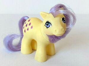 Vintage 1980s / G1 My Little Pony - Baby Lemon Drop - UK Exclusive