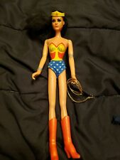 1976 Wonder Woman Vintage Doll With Accessories MEGO Corp, DC Comics