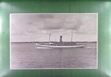 CPA Germany Dampfer Schiffe Ship Boat Sail Nave Marine Statek Port s39