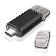 2 in 1 Type-C OTG Flash Drive 128G Pen Drive USB3.0 Memory Stick for Samsung S8